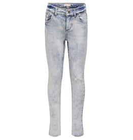 kids Only KonBlush skinny Raw Dest jeans 15232390