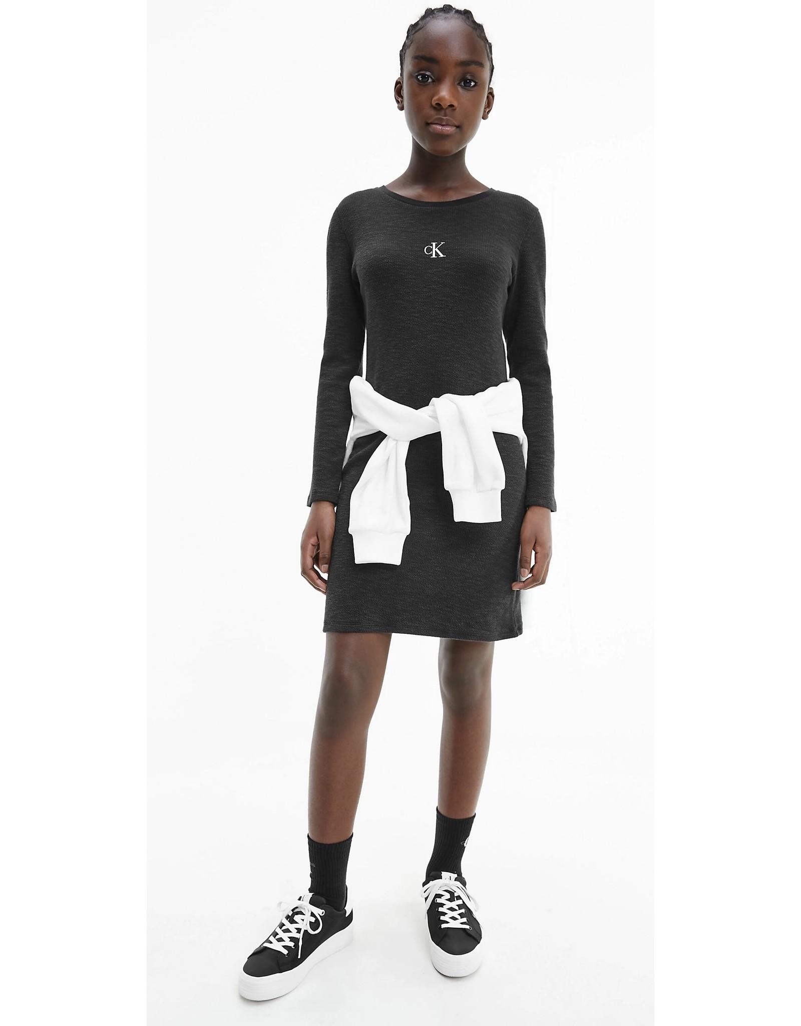 Calvin Klein 1056 Rib Dress