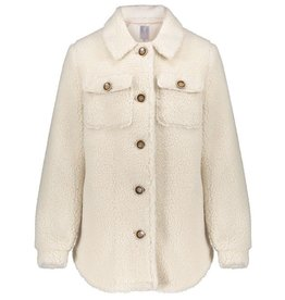 Geisha 18558K-21 Teddy Coat