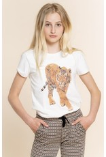 Geisha 12602K-25 T-Shirt tiger