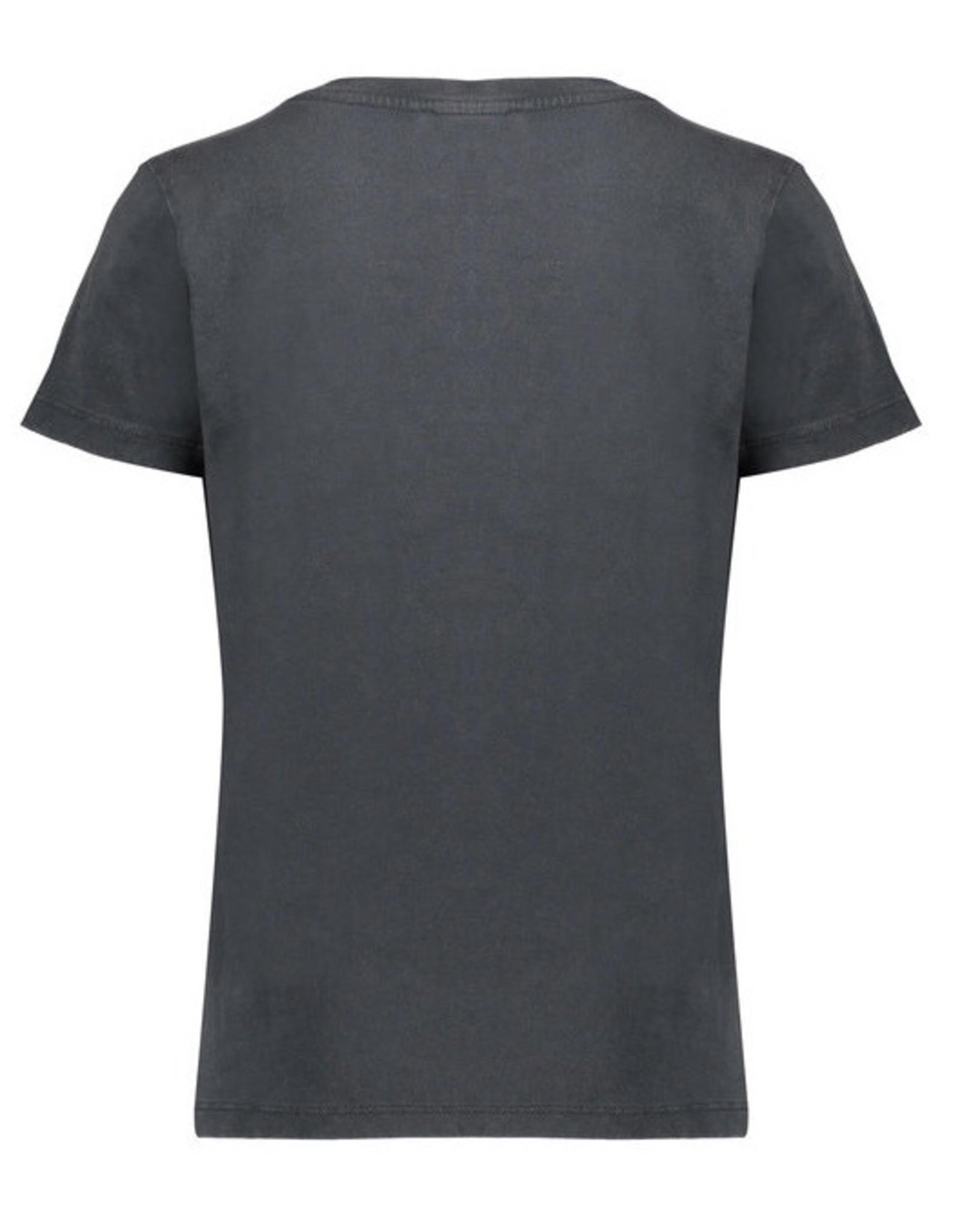 Geisha 12517K-30 T-Shirt Acid Wash