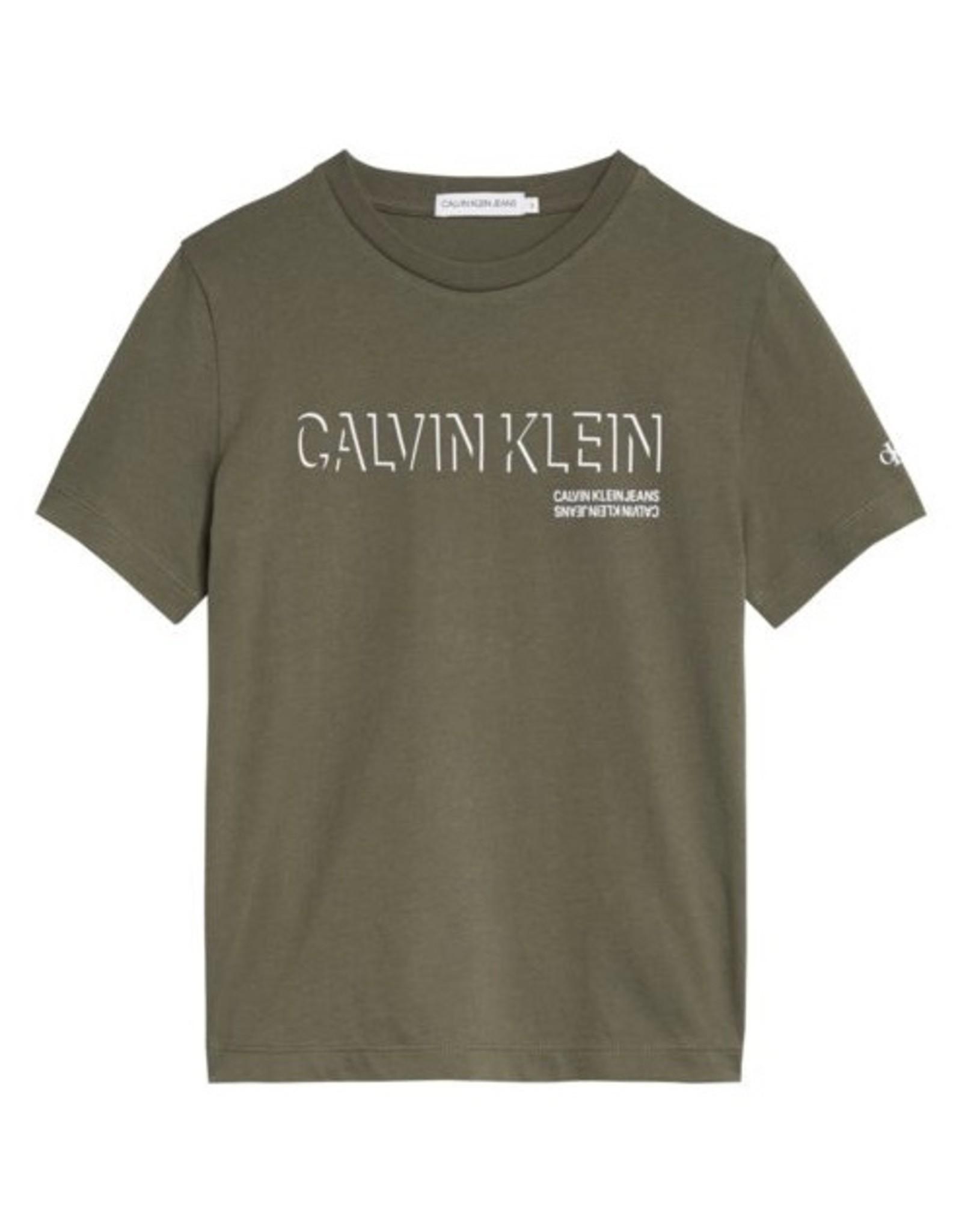 Calvin Klein 1003 Logo T-shirt
