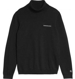 Calvin Klein 0673 Roll Neck Sweater