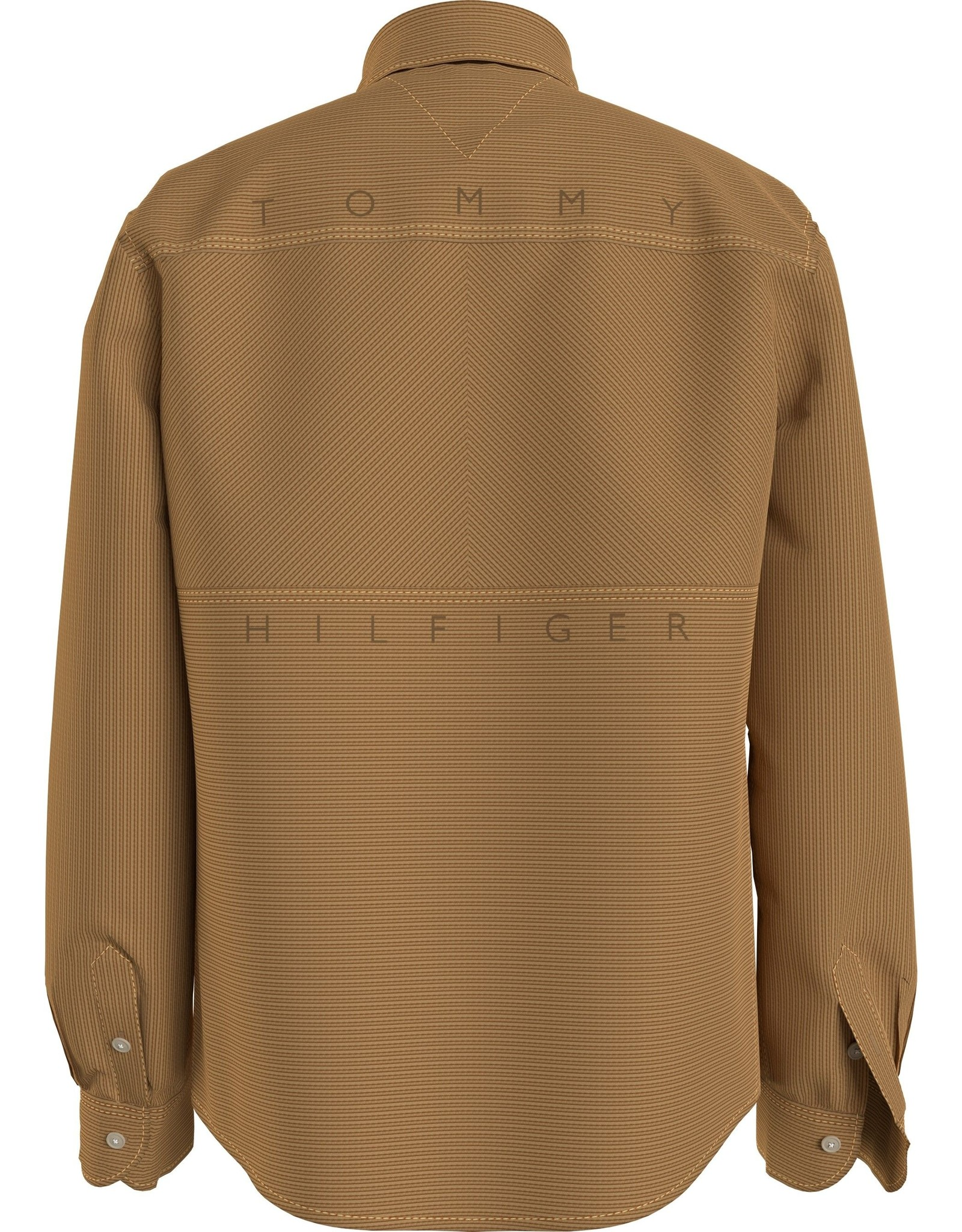 Tommy Hilfiger 6937 Corduroy Blouse
