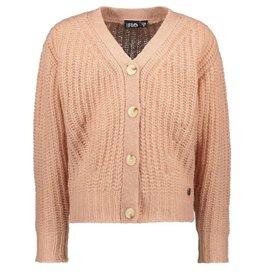 Flo F108-5300 Rib knit cardigan