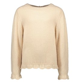 Flo F108-5310 Knitted ajour sweater