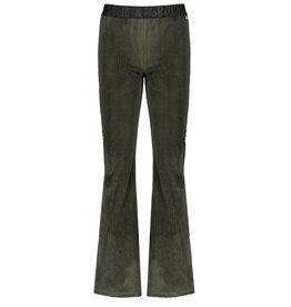 nobell Q108-3500  Sady Velvet flared pants