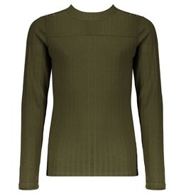 nobell Q108-3401  Karen Rib T-Shirt
