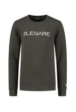 2Legare 2LG crewneck sweater