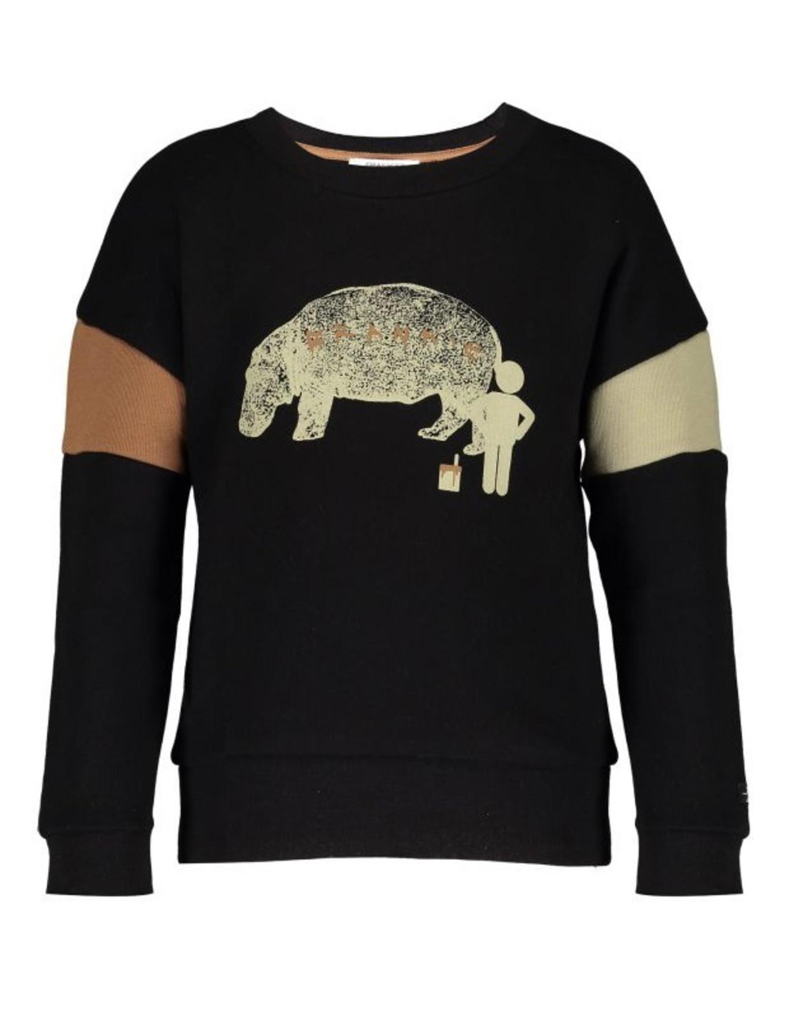 Frankie&Friends Alligator sweater