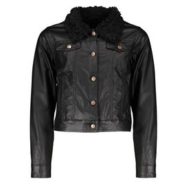 nobell Q108-3303 Dicky fake leather jacket