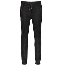 nobell Q109-3605 Fake suede Pants
