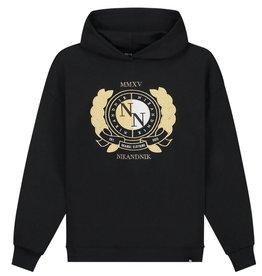 Nik & Nik Wizz logo hoodie