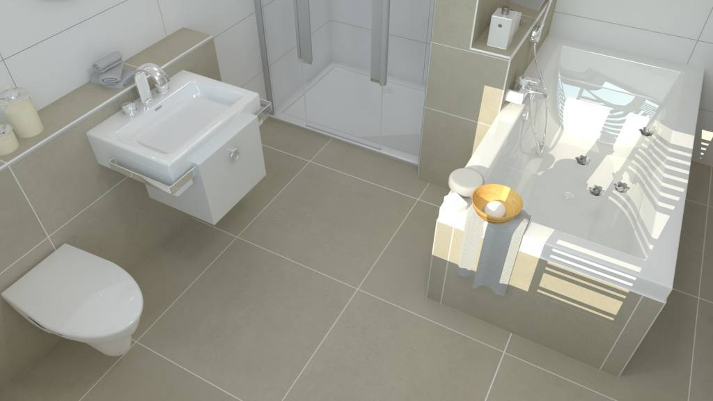 Rak Tegels 60x60 : Vloertegel rak surface 2.0 off white 60x60 cm cerados.nl