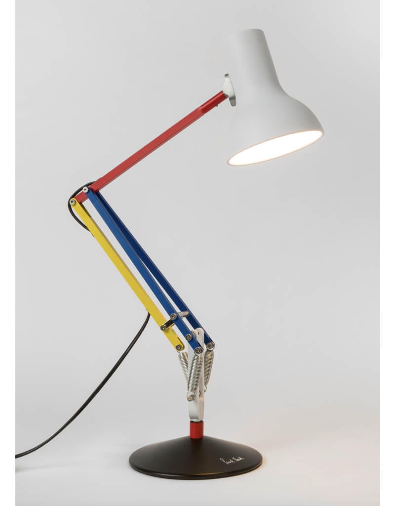 Paul Smith Anglepoise® and Paul Smith Type75™ Mini Desk Lamp - Edition One