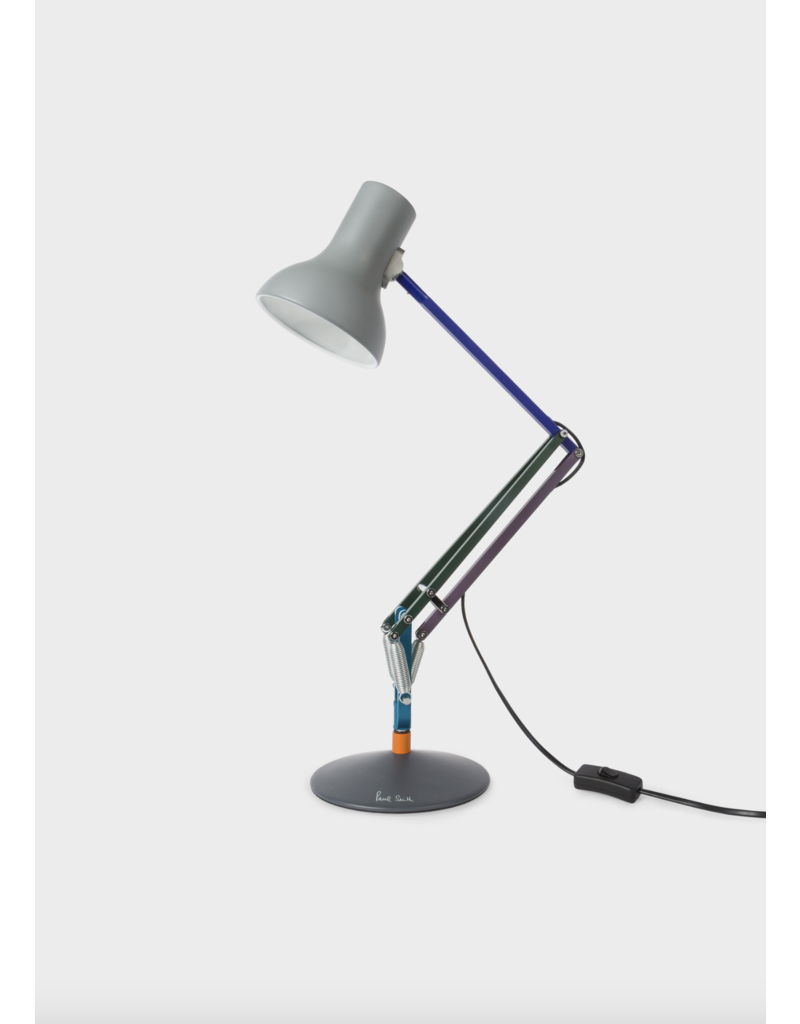 Paul Smith Anglepoise® and Paul Smith Type75™ Mini Desk Lamp - Edition TWO