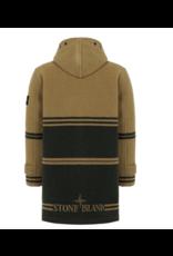 Stone Island STONE ISLAND DUFFLE COAT 71254 PANNO JACQUARD V0158