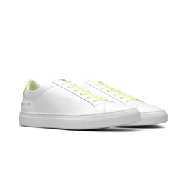 Common Projects 2200 RETRO LOW FLUO WHITE/YELLOW