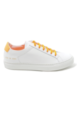 Common Projects COMMON PROJECTS 2200 RETRO LOW FLUO WHITE/ORANGE
