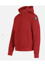 Parajumpers PARAJUMPERS MILES BOMBER TOMATO
