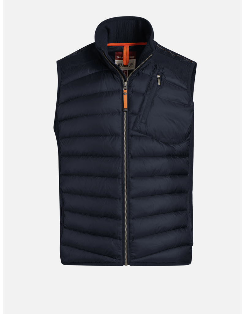 Parajumpers PARAJUMPERS ZAVIER PADDED VEST NAVY