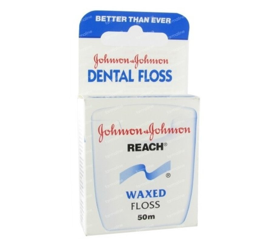 Johnson & Johnson Reach Waxed Floss