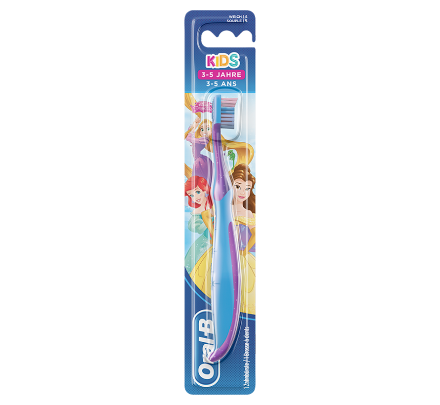 Oral-B Tandenborstel Kids Disney Princess (3-5 Jaar)