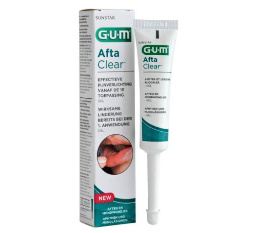 GUM Gum Aftaclear Gel