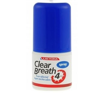 Lactona Lactona Clear Breath Spray