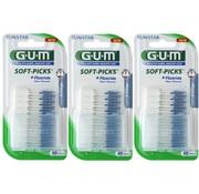 GUM Gum Soft-Picks X-Large - 3 Stuks - Voordeelverpakking