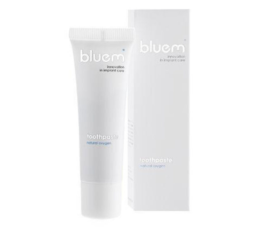 Bluem Mini Tandpasta 15Ml - 3 Stuks - Voordeelverpakking