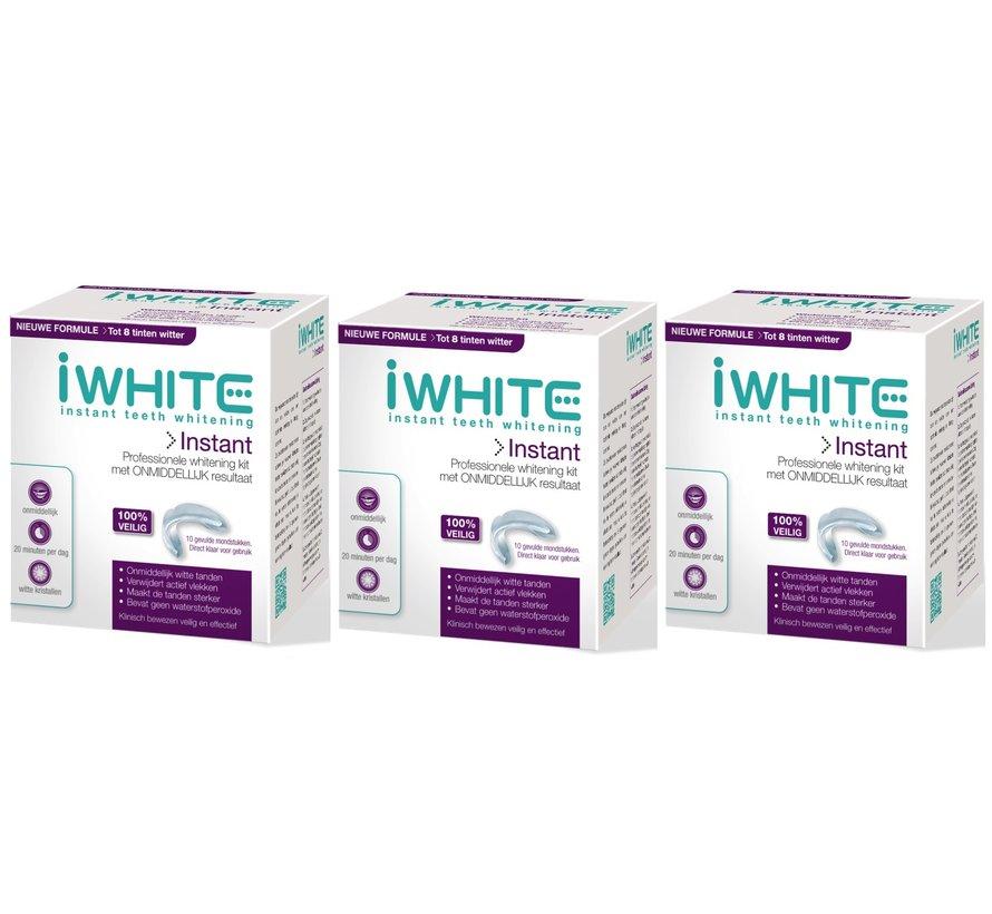 Iwhite 2 Instant Whitening Kit - 3 Stuks - Voordeelverpakking