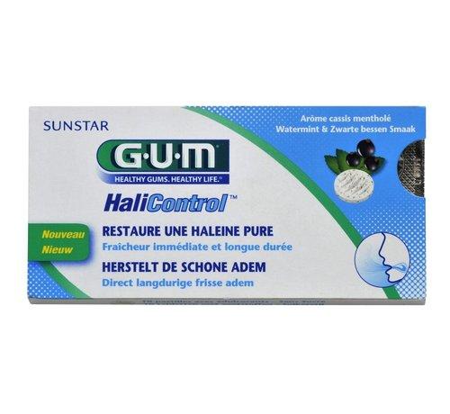 GUM Gum Halicontrol Tabletten 10 Stuks