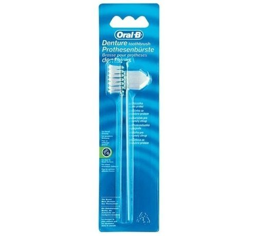 Oral-B Oral-B Protheseborstel - 3 Stuks - Voordeelverpakking