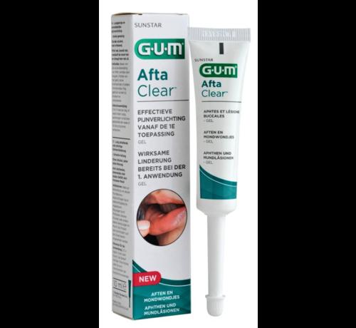 GUM Gum Aftaclear Gel - 3 Stuks - Voordeelverpakking