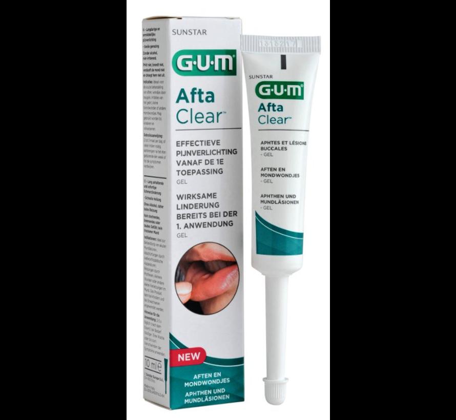 Gum Aftaclear Gel - 3 Stuks - Voordeelverpakking