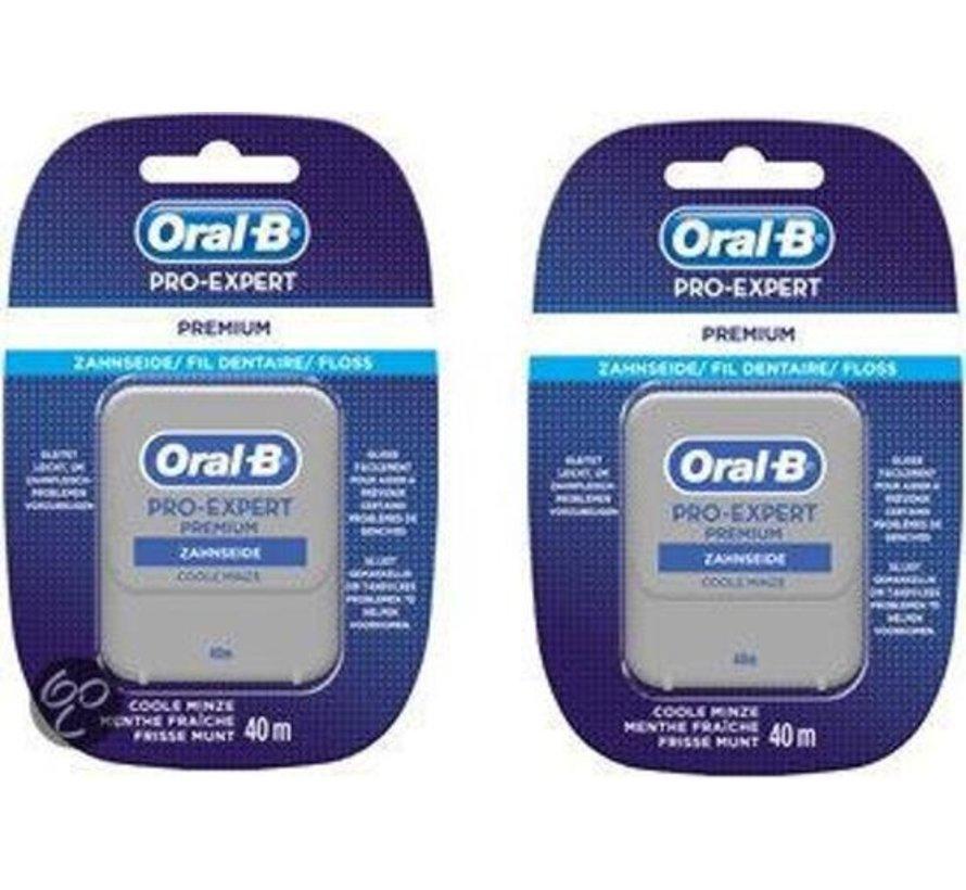Oral-B Pro Expert Premium Floss - 2 Stuks - Voordeelverpakking