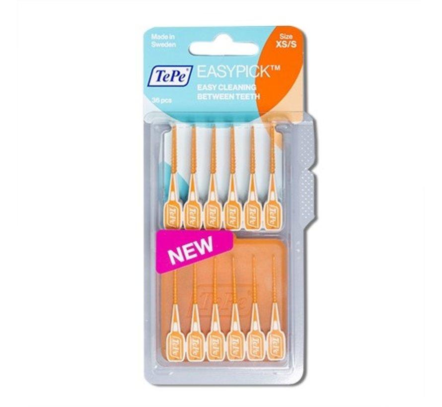Tepe Easypick Xs/S - 10 Stuks - Voordeelverpakking