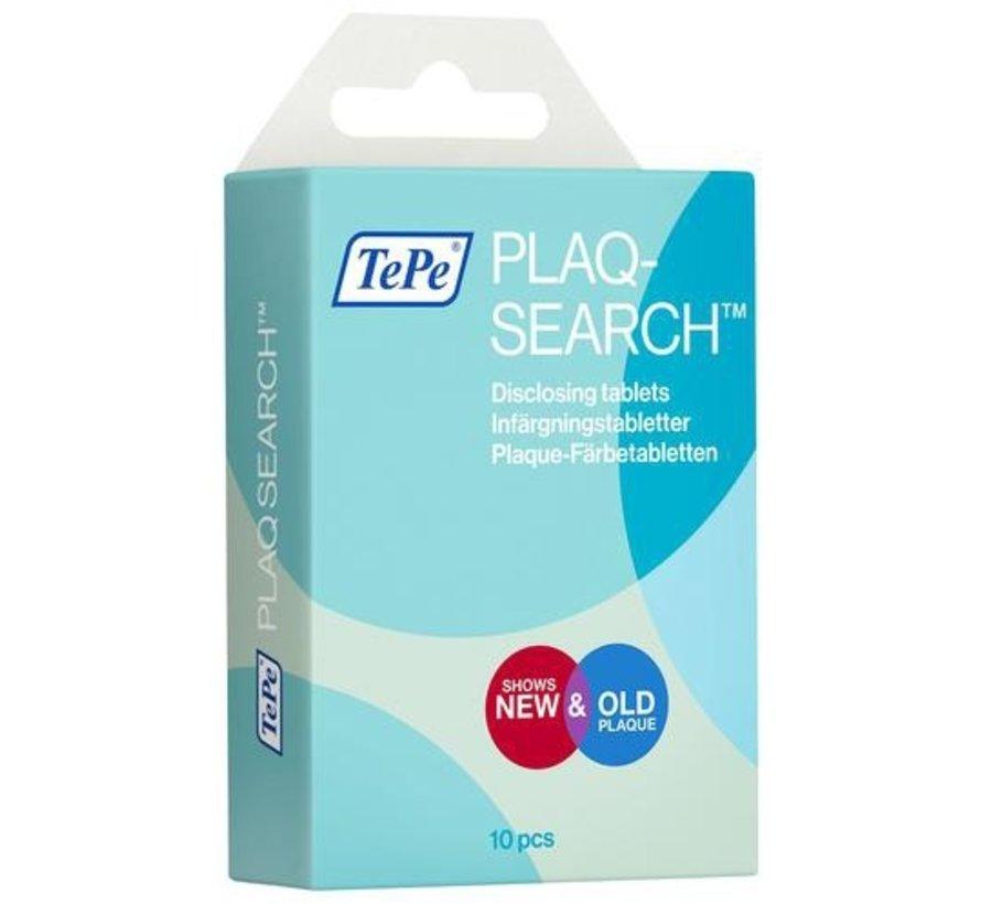 Tepe Plaqsearch Tabletten 10 Stuks