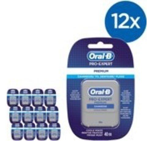 Oral-B Oral-B Pro Expert Premium Floss - 12 Stuks - Voordeelverpakking