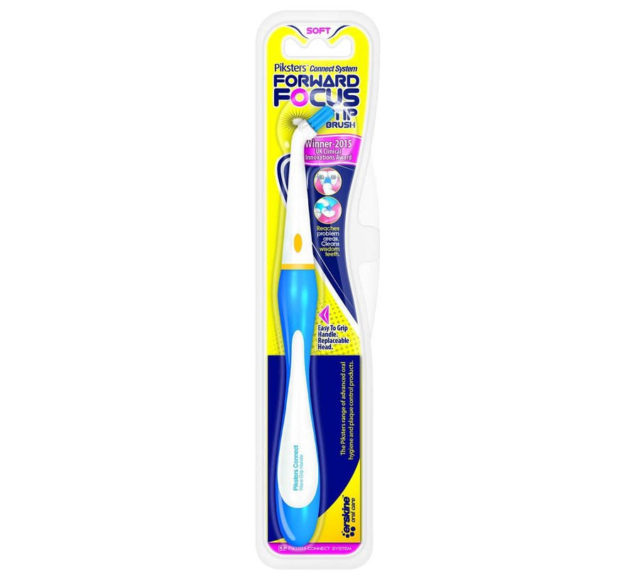 Piksters Forward Focus Tip Brush