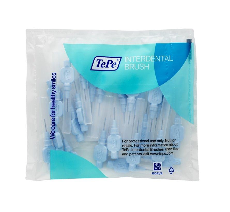 TePe Tandenragers Extra Soft 0.6 mm Lichtblauw - 25 stuks