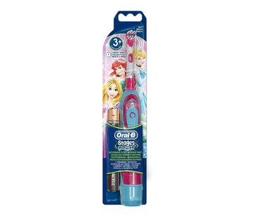Oral-B Oral-B Stages Power Kids Tandenborstel Op Batterijen - Princess