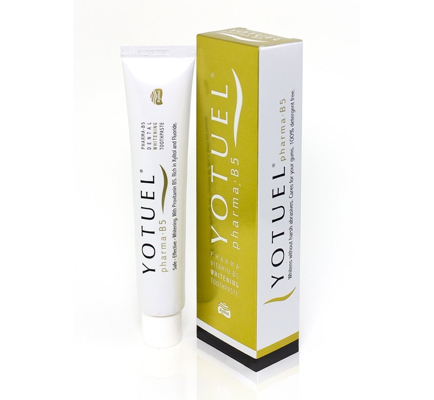 Biocosmetics Whitening Toothpaste Yotuel Farma 50ml