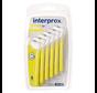 Interprox Plus Mini 3mm Geel - 6 stuks
