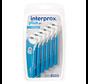 Interprox Plus Conical 3mm-5mm Blauw - 6 stuks
