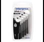 Interprox Plus XX Maxi 6mm-11mm Zwart - 4 stuks