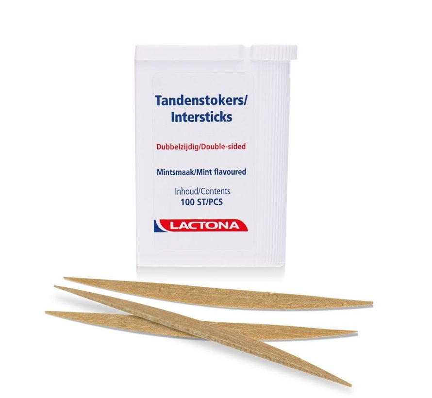 Lactona Intersticks Tandenstokers