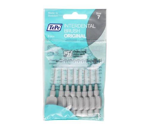 TePe Tepe Interdentale Rager Origineel 1.3 mm Grijs - 8 stuks