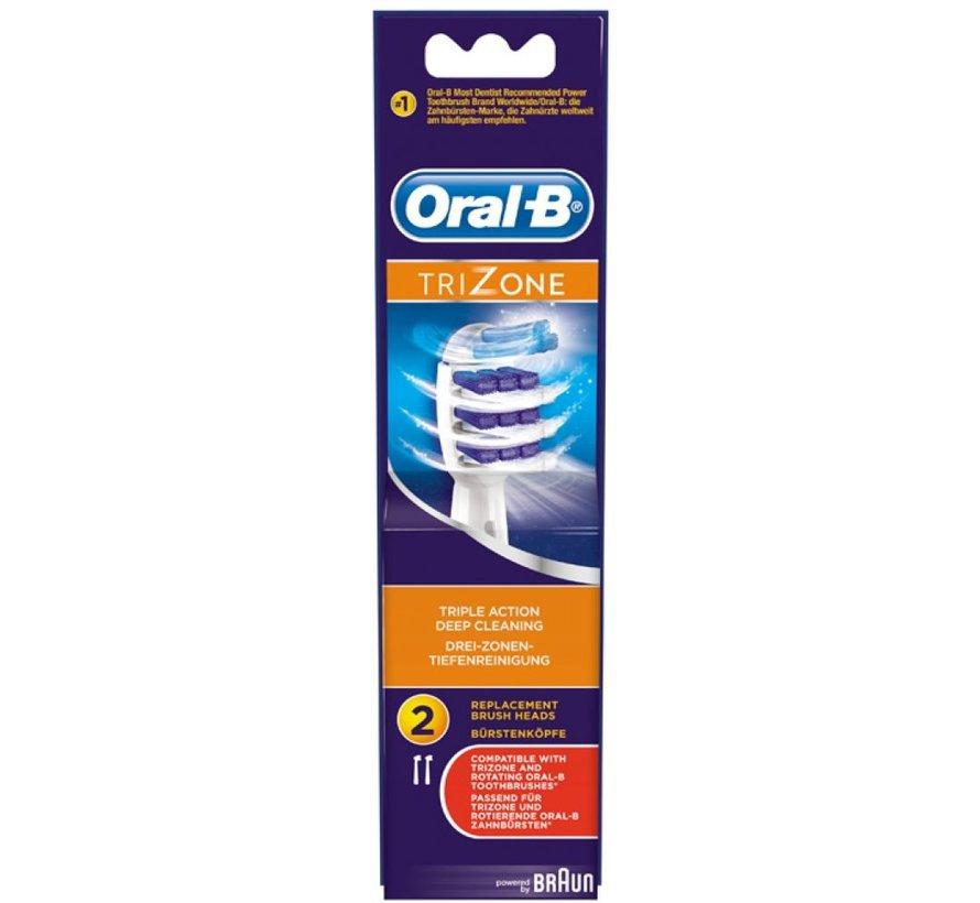 Oral-B Trizone Opzetborstels - 2 stuks